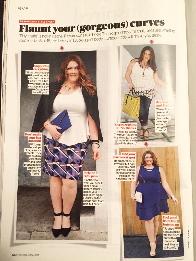 Redbook Magazine Feature