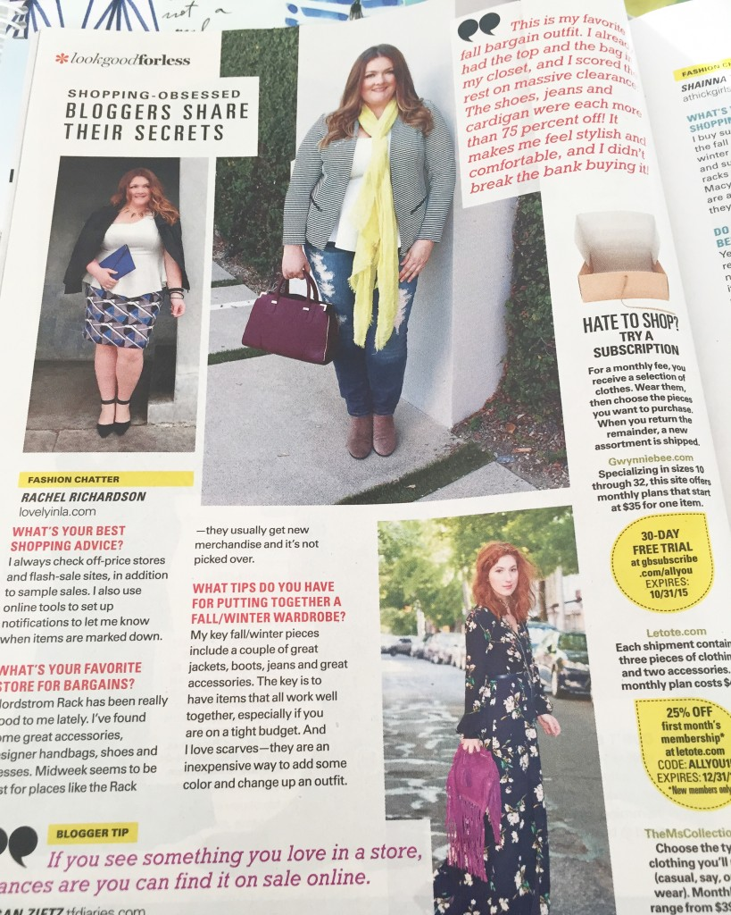 All You Magazine Blogger Feature Lovely In LA