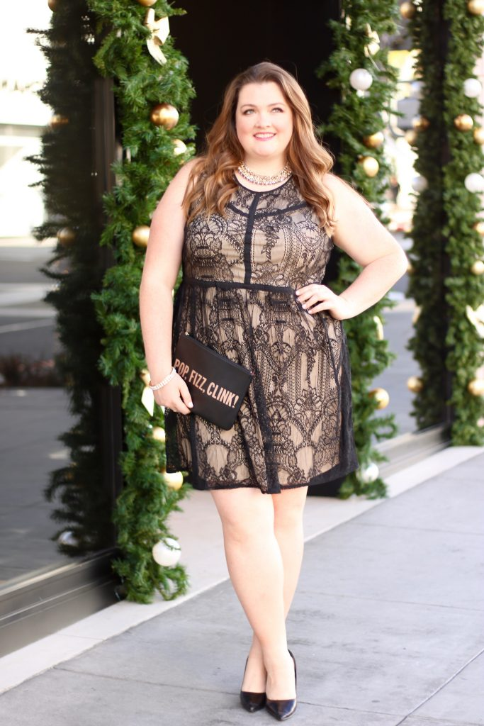 HOLIDAY GLAM WITH MAURICES - Lovely In LA - Contemporary Plus-Size ...