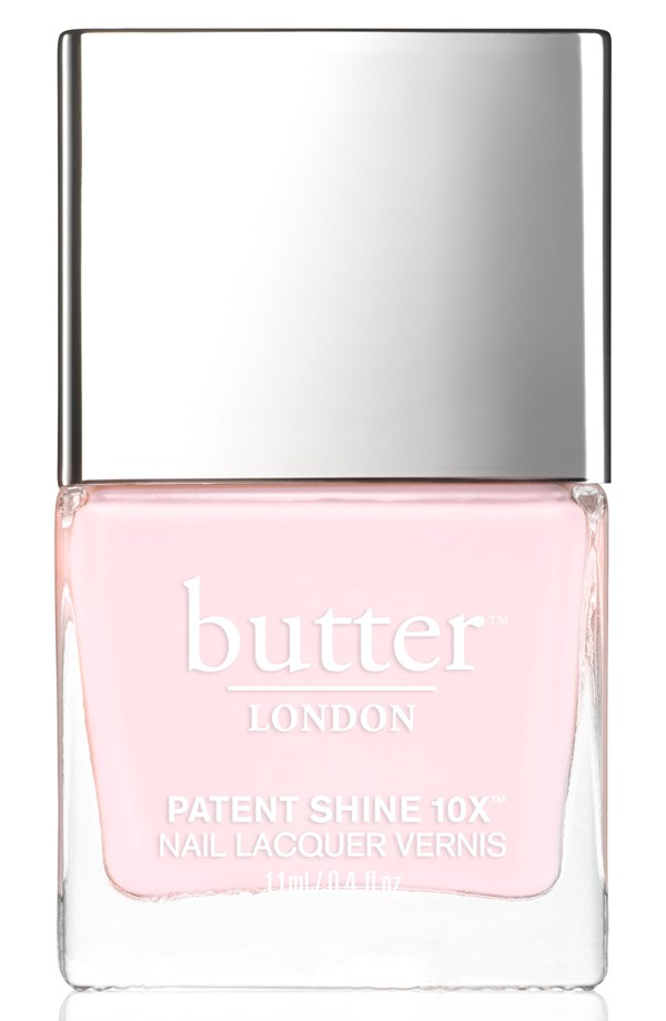butteroflondon lovely in la favorite nail polish beauty cruelty free los angeles beauty blogger curvy plus size blogger