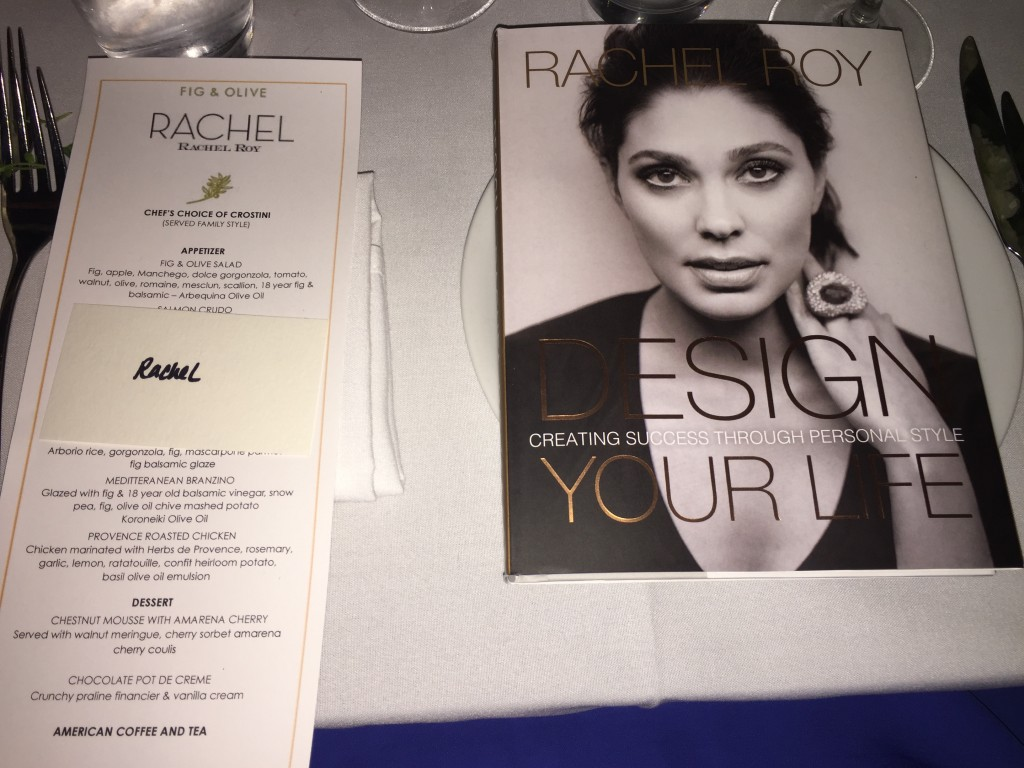 lovely in la rachel roy launches curvy collection west hollywood fig and olive restaurant