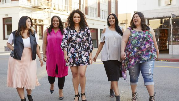 JCPenney-Boutique-Group lovely in la hereiam plus size shopping