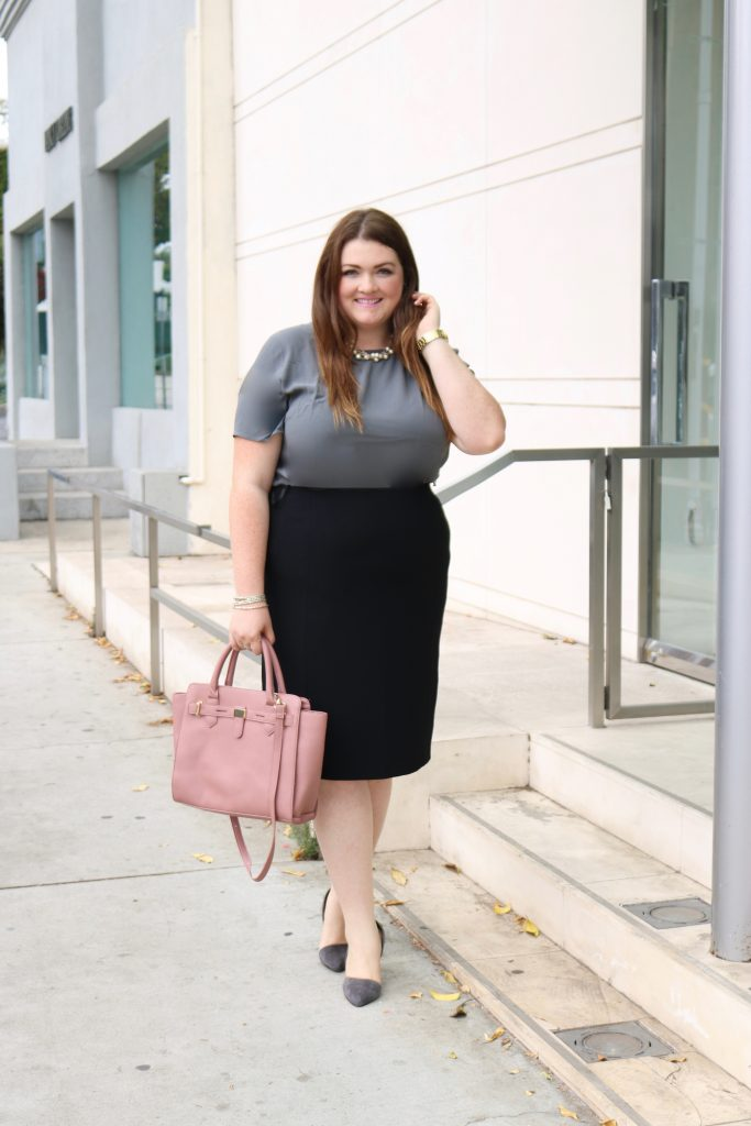 lovely in LA PLVSH Box Plus Size Subscription Service Plus Size Blogger