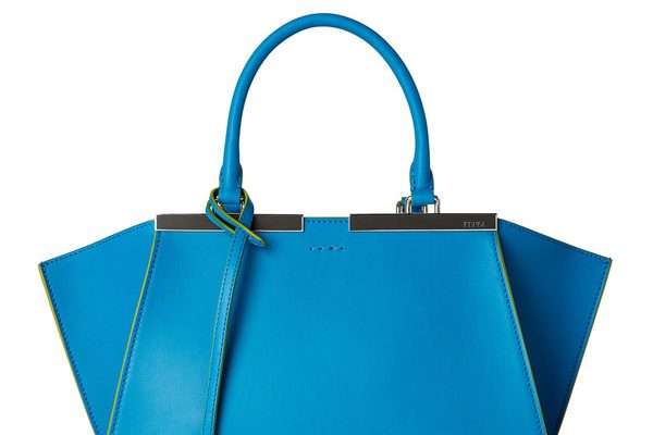 lovely in la century21 department store gift guide fendi blue satchel