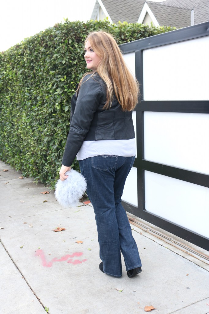 lovely in la lee riders style challenge bootcut denim plus size