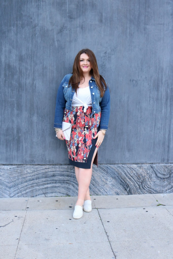 lovely in la rachel roy curvy trendy plus size midi skirt sweater