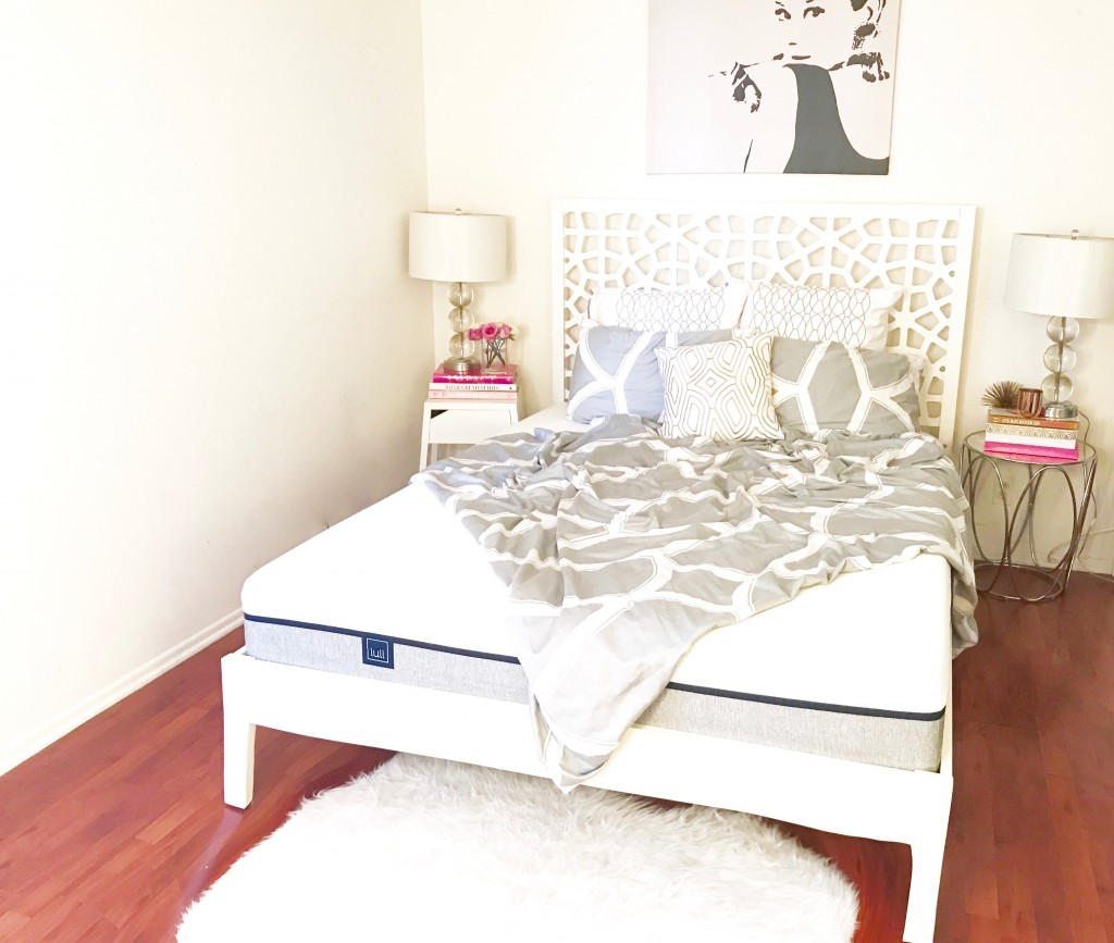 bedroom refresh with lull bed lovely in la contemporary plus