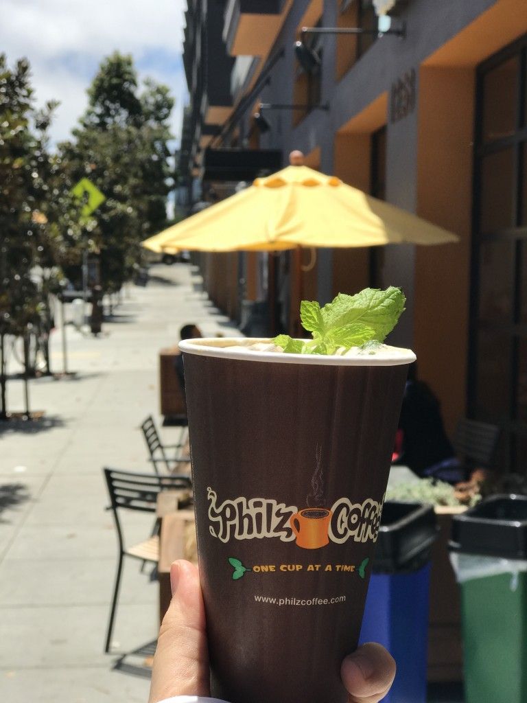 philz mint mojito san francisco dogpatch