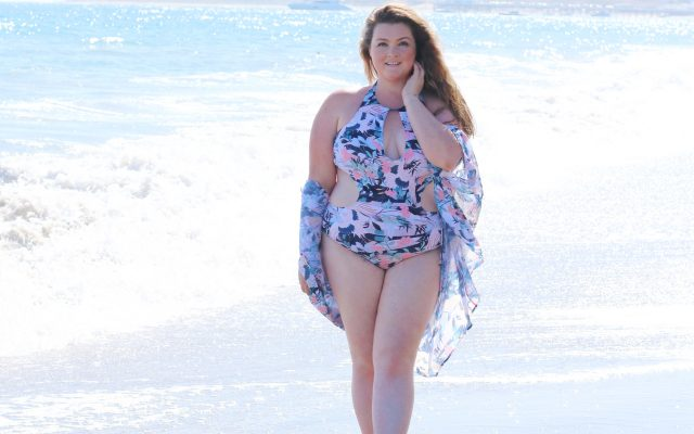 plus size swimwear ashley graham swimsuits for all bonsai suit review lovely in la