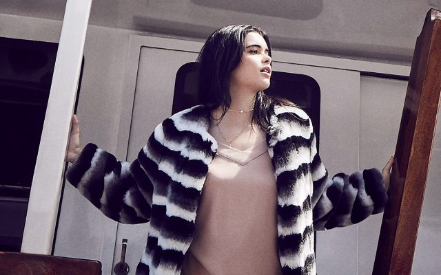 junarose faux fur jacket