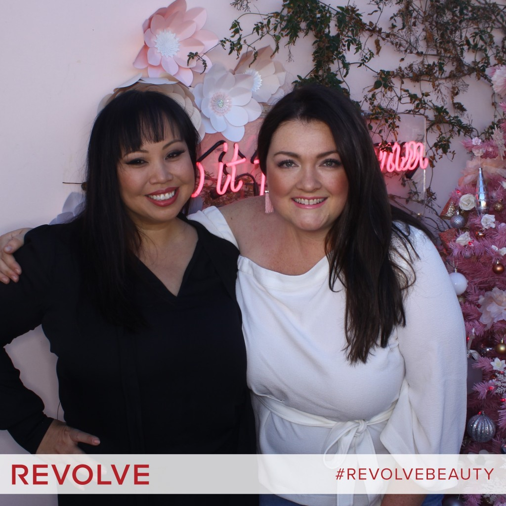 revolve beauty reviews lovely in la