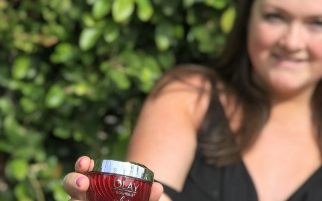 Oil of Olay Whip Moisturizer Review Lovely in LA CVS Beauty Review