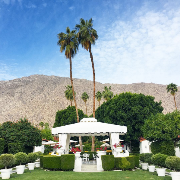 AVALON HOTEL PALM SPRINGS