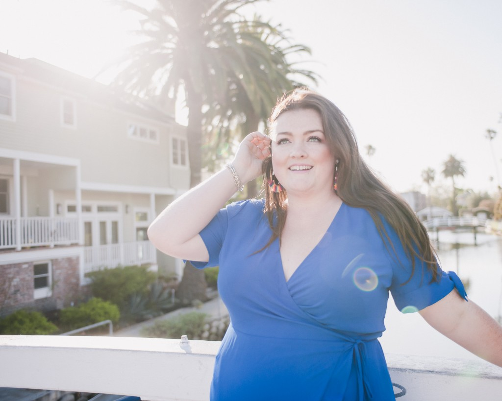 top plus size bloggers los angeles