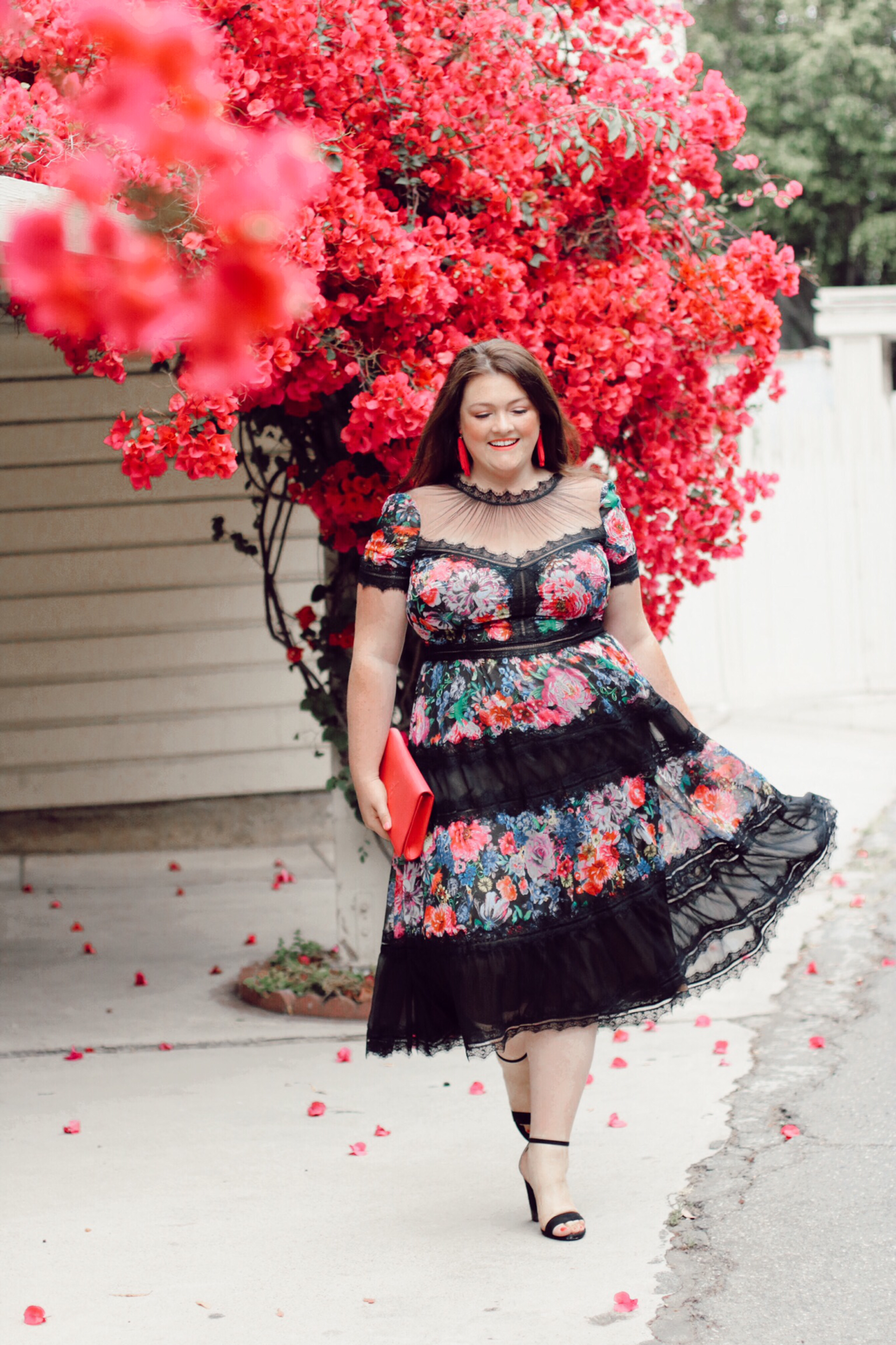 bead1fb0cd8 TADASHI SHOJI DRESSES TO HEAT UP YOUR SUMMER - Lovely In LA - Contemporary  Plus-Size Fashion