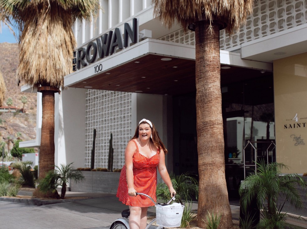 kimpton-rowan-palm-springs-bike-rentals