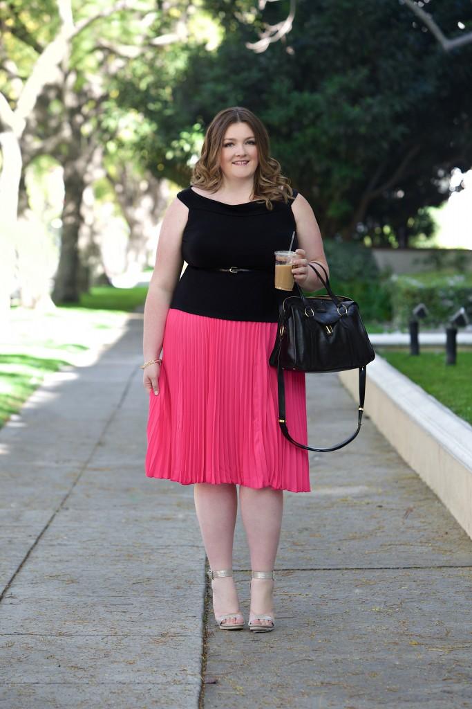 SimplyBe Pinkskirt 1