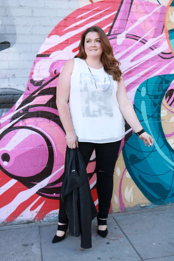 lovely in la plus size blog melissa mccarthy lane bryant downtown los angeles
