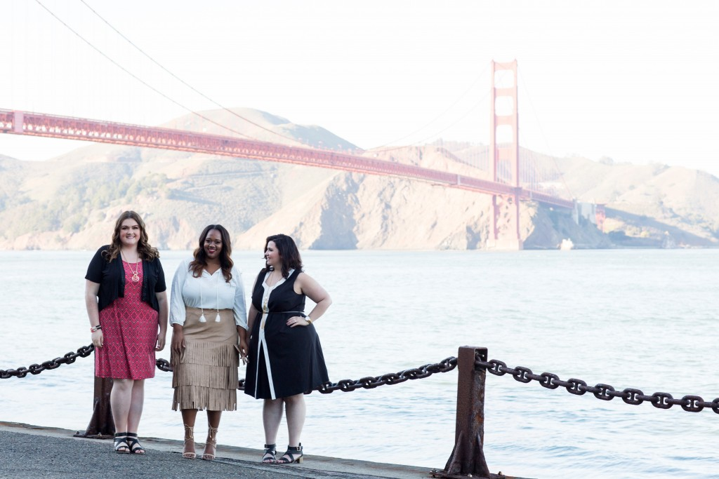 lovely in la goldengate bridge san francisco sometimesglam trendycurvy catherines plus sizes bloggers