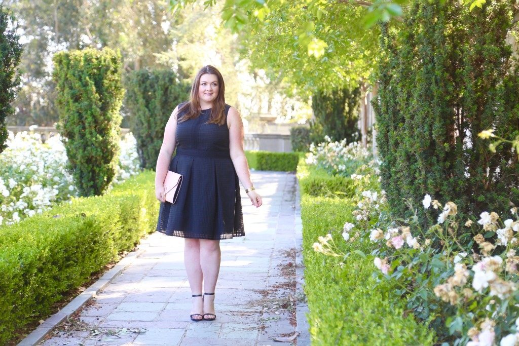 lovely in la maggy london top plus size instagrammers curvy los angeles beverly hills