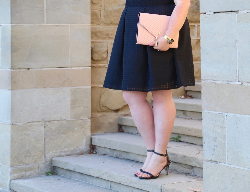 lovely in la maggy london london times curve carolyn fit and flare black dress top plus size instagrammer los angeles beverly hills west hollywood