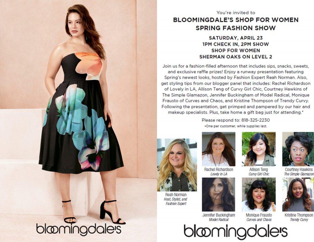 Lovely in LA Bloomingdales Shop for Women Sherman Oaks