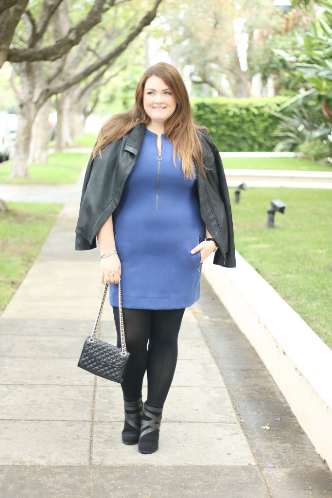 lovely in la just my size blackout tights fall fashion top plus size blogger los angeles