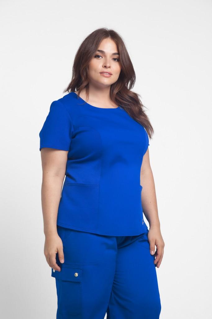 Jaanuu Curve Plus Size Nursing Scrubs