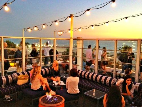 Onyx Santa Monica Rooftop BAR