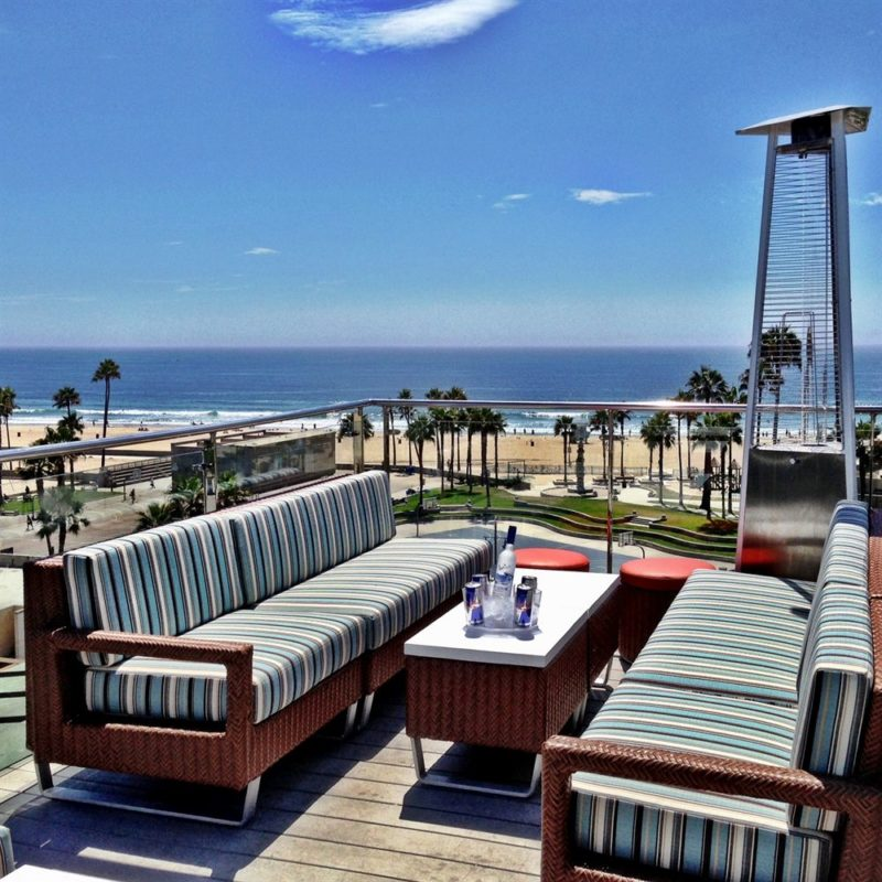 high rooftoop lounge venice ca