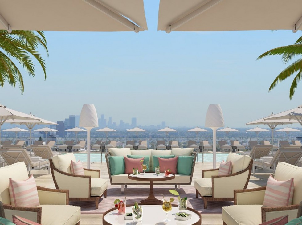 waldor astoria beverly hills rooftop