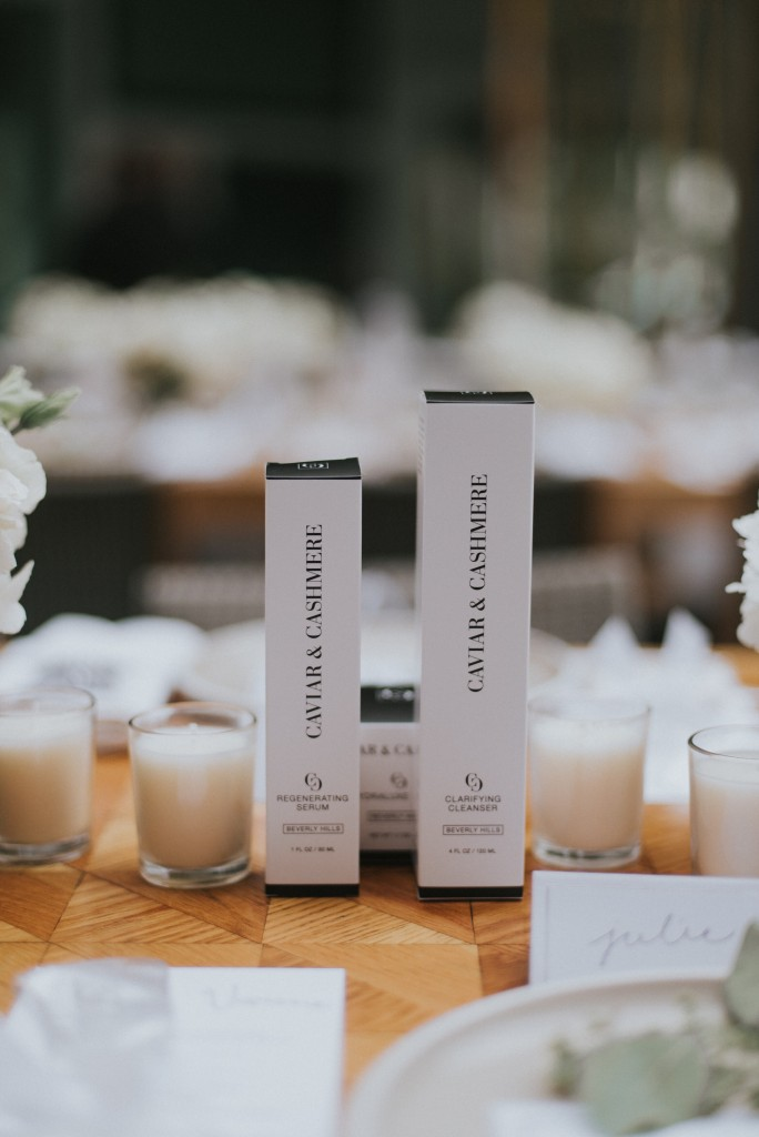 caviarcashmere skincare clean beauty launch avalon hotel beverly hills