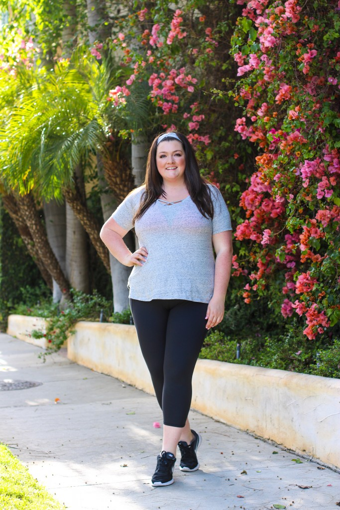 calia by carrie plus size activewear review