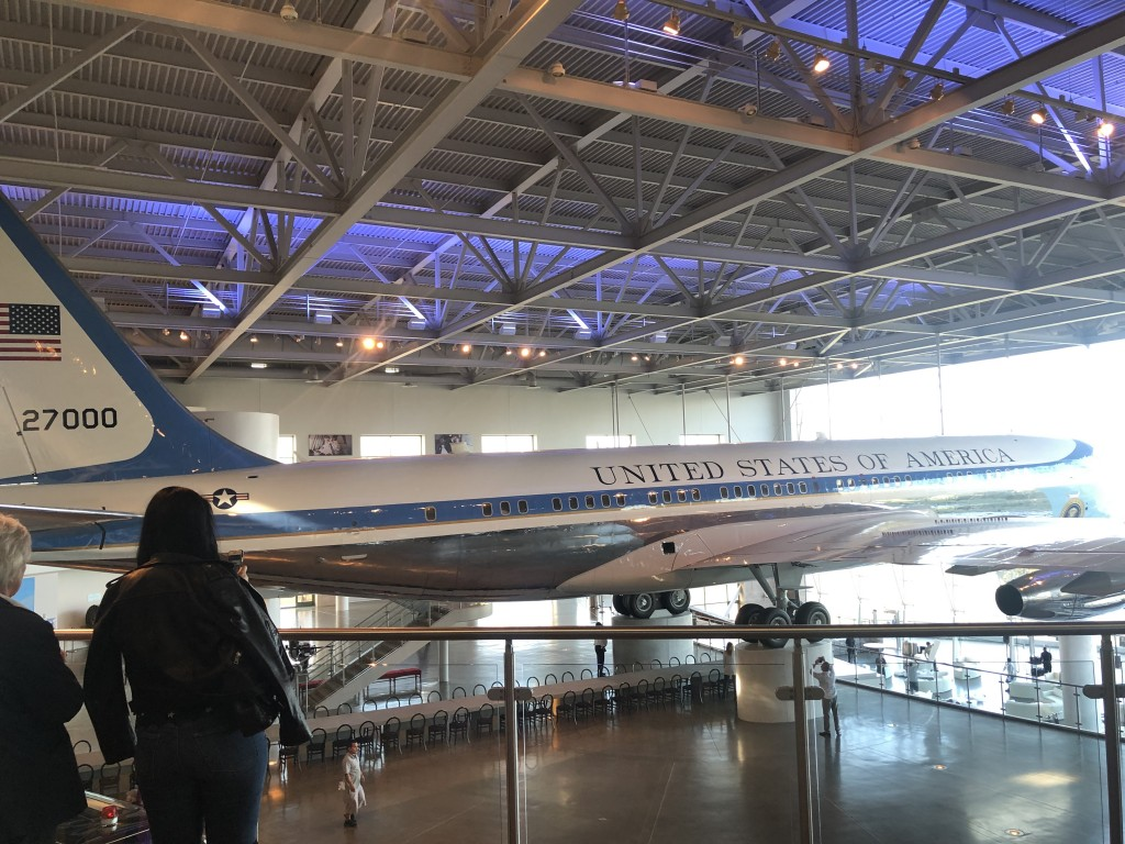 airforce-one-reagan-library