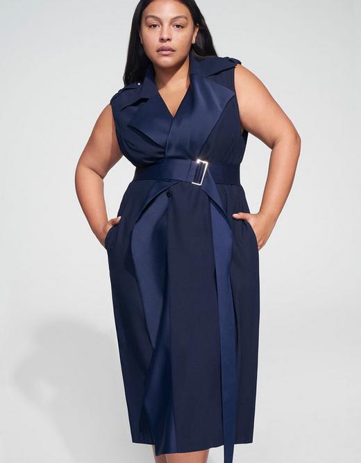 jason-wu-eloquii-sleeveless-trench-dress-review