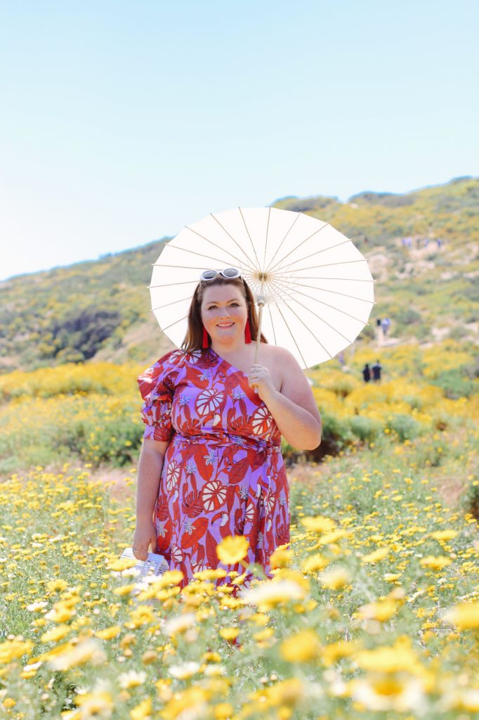 one-shoulder-fit-and-flare-dress-eloquii-plussize-spring-dresses