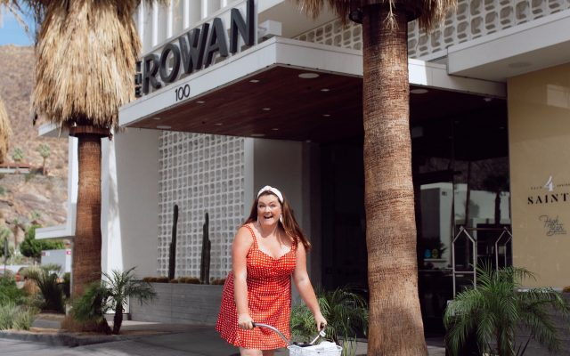 kimpton-rowan-palm-springs-bike-rentals